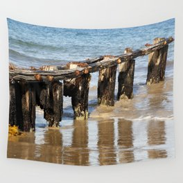 Sea Power Wall Tapestry