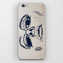 Edie close up iPhone Skin