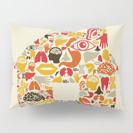 Body the house Pillow Sham