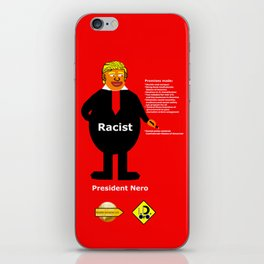 Promises Made. Promises Kept. iPhone Skin