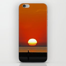 Another place Sunset iPhone Skin