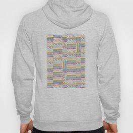 multicoloured AZTEC + Hoody