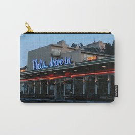 Mel's on Geary Street Carry-All Pouch