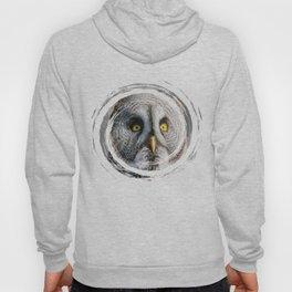 MOON OWL Hoody