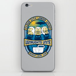 Ugnaughts Unite iPhone Skin