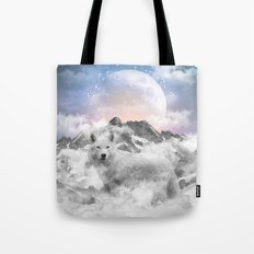 The Soul That Sees Beauty Tote Bag
