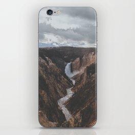 Wyoming XIV iPhone Skin