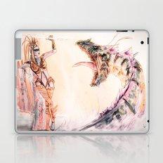 Leviathan against Shiva Laptop & iPad Skin