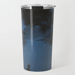 TIR-FA - Japan Print - Shubi pine at Night Travel Mug