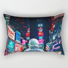 Another Night Rectangular Pillow