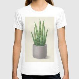 Sansevieria trifasciata T-shirt