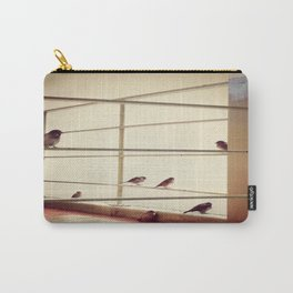 The Little Birds Carry-All Pouch