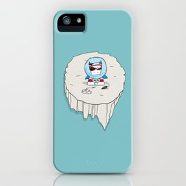 Muso Eskimo Adventure iPhone Case