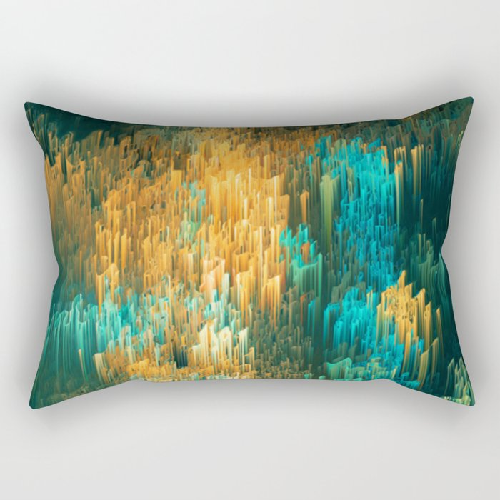 Soul smoke Rectangular Pillow