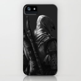 Connor Kenway iPhone Case