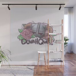 DovaQueen Wall Mural