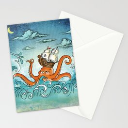 pirates of the caribbean Stationery Cards