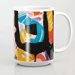 Pattern Number 6A Coffee Mug