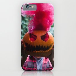 Holiday Hot Head :D iPhone Case
