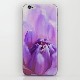Flower Art - Magic Is Believing In Yourself iPhone Skin