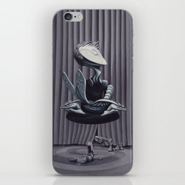 Liberation, With String iPhone Skin