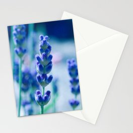 A Touch of blue - Lavender #1 Stationery Cards