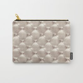 Opulent Tufted 3 Carry-All Pouch