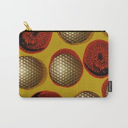 YELLOW & GOLD Carry-All Pouch