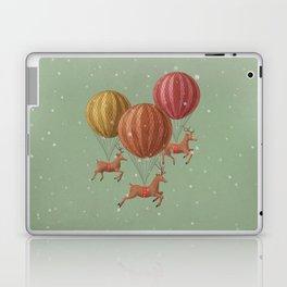 Flight of the Deer Laptop & iPad Skin
