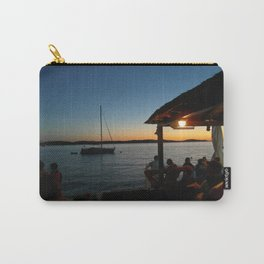 Croatian Sunset Carry-All Pouch