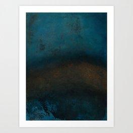 Evoke Art Piece Abstract Decor Art Print