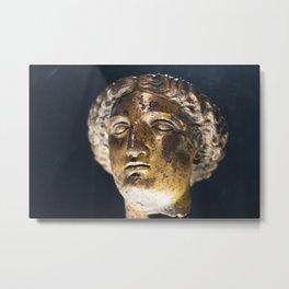 Sulis Minerva Metal Print
