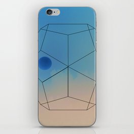 Dodecahedron - Spirit iPhone Skin