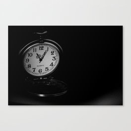 Time. Canvas Print