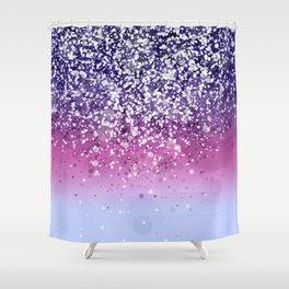 Spark Variations VIII Shower Curtain