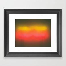 Reach (study) Framed Art Print