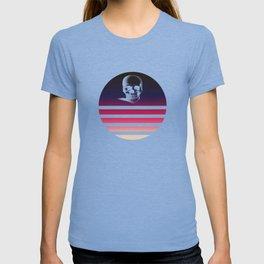 Classic Retro Design Skull #4 T-shirt