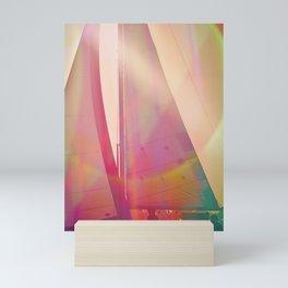 Sunset Sail Mini Art Print