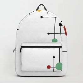 Mid Century Modern 1-4 Backpack