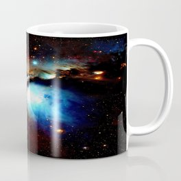 Galaxy Nebula : Messier 78 Coffee Mug