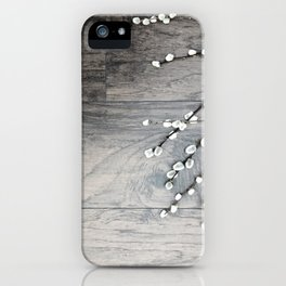 Willow & Wood iPhone Case