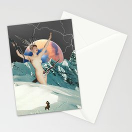 The Body Electric Stationery Cards