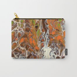 Autumnal ferns Carry-All Pouch