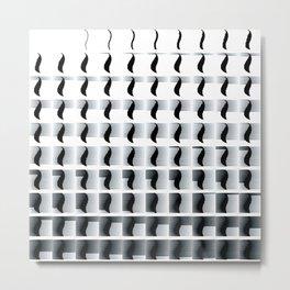 leaff [ redrawn ] : progress bar Metal Print