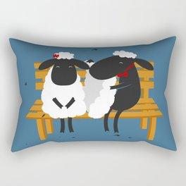 Gentlemen Rectangular Pillow