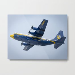 Fat Albert low pass overhead Metal Print