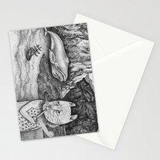 The Whale, The Castle & The Smoking Cat Stationery Cards