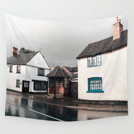 Rainy day in Derbyshire Wall Tapestry