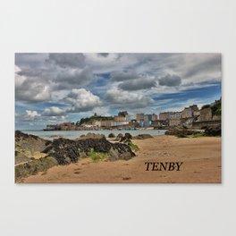 Tenby 1 Canvas Print