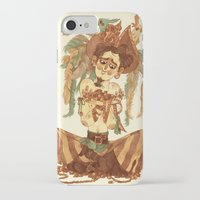 pirate iPhone & iPod Cases featuring Pirate by Fabio Mancini
